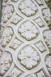 Ancient architectural column Stock Photo
