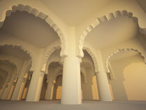 Ancient Architecture Royalty Free Stock Image