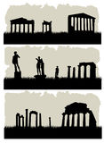 Ancient architecture Stock Photos