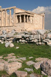 Ancient Architecture. Classic architecture of ancient Greece Stock Images