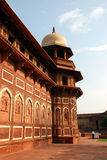Ancient Architecture in Agra fort of India Royalty Free Stock Images