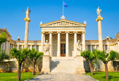 Ancient architecture in Athens, Greece Royalty Free Stock Photo