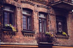 Ancient, Architecture, Balcony, Building royalty free stock photo
