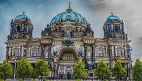 Ancient, Architecture, Berlin Royalty Free Stock Photography