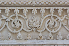 Ancient architecture carving Stock Image