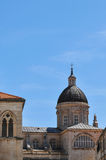 Ancient architecture of Dubrovnik Stock Photos