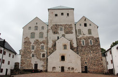 Ancient architecture of Finland Royalty Free Stock Photography
