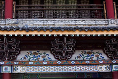 Ancient architecture Royalty Free Stock Photos