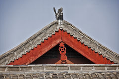 Ancient architecture Stock Images
