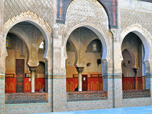 Ancient architecture of Morocco Royalty Free Stock Photo