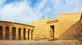 The ancient architecture Royalty Free Stock Image