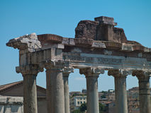 Ancient architecture Royalty Free Stock Photo