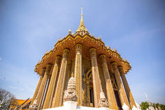 Ancient architecture at Phra Phutthabat temple in Thailand Royalty Free Stock Photos