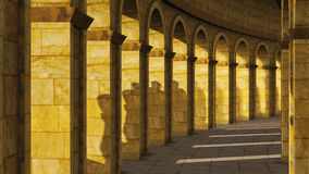 Ancient archway Royalty Free Stock Photo
