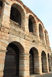 Ancient arena of Verona Royalty Free Stock Images