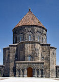 Ancient Armenian stone church in Kars Stock Image
