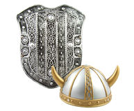 Ancient armor Royalty Free Stock Image