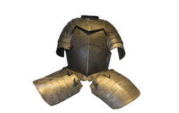 Ancient armour Royalty Free Stock Photo