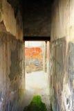 Ancient art-Herculaneum-IX-Italy Stock Image