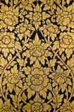Ancient Art Is Name Lai Thai Stock Photo