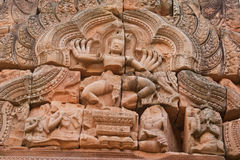 Ancient artifact Stock Image