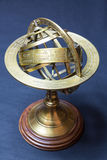Ancient astrolabe Royalty Free Stock Photos
