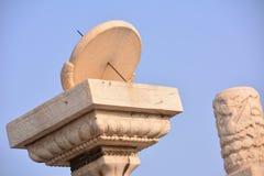 Ancient astronomical facility stock photos