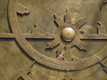 Ancient Astronomical Instrument Royalty Free Stock Photo