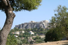 Ancient Athens Royalty Free Stock Images