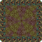 Ancient Background. Abstract Ancient Background made in adobe illustrator Stock Photography
