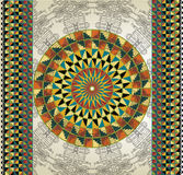 Ancient Background. Abstract Ancient Background made in adobe illustrator Stock Images