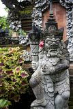 Ancient Bali. Ancient god and Demon in Bali Indonesia royalty free stock photo