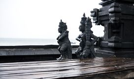 Ancient Bali. Ancient god and demon in Bali Indonesia royalty free stock photography