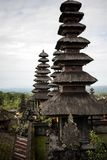 Ancient Bali. Ancient Temple in Bali Indonesia royalty free stock image
