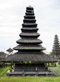 Ancient Bali. Ancient Temple in Bali Indonesia royalty free stock images