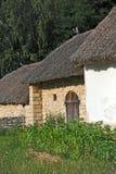Ancient barn Stock Photo