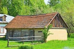 Ancient barn Royalty Free Stock Photography