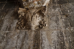 Ancient bas-relief Stock Photo