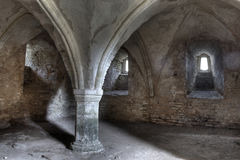 Ancient basement Royalty Free Stock Images