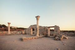 Ancient basilica Royalty Free Stock Image