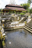 Ancient Bathing Pools, Gua Gajah, Bali, Indonesia Royalty Free Stock Photos
