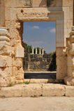 Ancient Beit-Shean. Stock Photos