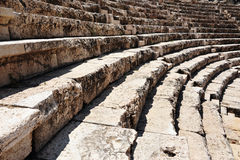Ancient Beit Shean Stock Image