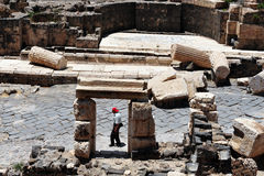 Ancient Beit Shean - Israel Stock Photos