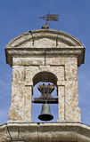 Ancient belfry Royalty Free Stock Photos
