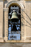 Ancient bell in Genoa Stock Photo