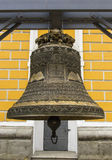 Ancient bell of Kiev-Pechersk Lavra Royalty Free Stock Images