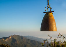 Ancient bell Stock Image