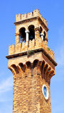 Ancient Bell Tower Stock Photography