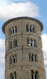 Ancient Bell Tower of Saint Apollinare in italy Royalty Free Stock Images